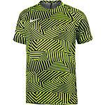 Nike Squad Funktionsshirt Herren gelb