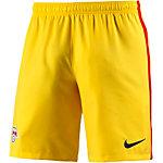 Nike RB Leipzig 16/17 Auswärts Fußballshorts Herren gelb/blau