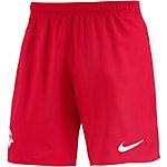 Nike Fußballshorts Herren rot/weiß