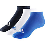 adidas Sneakersocken Kinder royal/weiß/navy