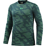 Under Armour ColdGear Armour Funktionsshirt Herren grün