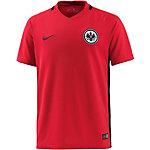 Nike Eintracht Frankfurt 16/17 Auswärts Fußballtrikot Kinder rot/schwarz