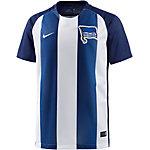 Nike Hertha BSC 16/17 Heim Fußballtrikot Kinder blau/weiß