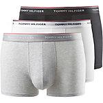 Tommy Hilfiger Boxer Herren schwarz/weiß/grau