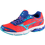 Mizuno Wave Catalyst Laufschuhe Damen orange/blau