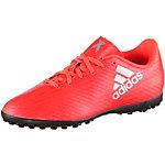 adidas X 16.4 TF J Fußballschuhe Kinder rot/silber