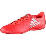 adidas X 16.4 IN Fußballschuhe Herren rot/silber