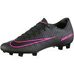 Nike MERCURIAL VICTORY VI FG Fußballschuhe Herren schwarz/pink