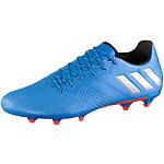 adidas MESSI 16.3 FG Fußballschuhe Herren blau/silber