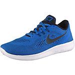 Nike Free Laufschuhe Jungen blau