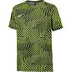 Nike Squad Funktionsshirt Kinder gelb