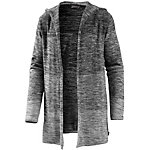 Jack & Jones Strickjacke Herren anthrazit melange