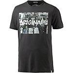 Jack & Jones T-Shirt Herren anthrazit