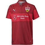 PUMA VfB Stuttgart16/17 Auswärts Fußballtrikot Kinder rot