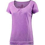 KAMAH Lashana T-Shirt Damen lila