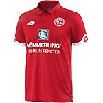 Lotto 1. FSV Mainz 05 16/17 Heim Fußballtrikot Herren rot