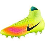 Nike MAGISTA ORDEN II FG Fußballschuhe Herren gelb/schwarz
