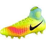 Nike MAGISTA OBRA II FG Fußballschuhe Herren gelb/schwarz