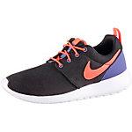 Nike Roshe One Sneaker Kinder schwarz/lila