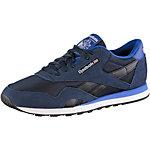 Reebok Classic Nylon Sneaker Damen blau
