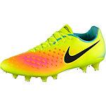 Nike MAGISTA OPUS II FG Fußballschuhe Herren gelb/schwarz
