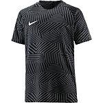 Nike Squad Funktionsshirt Kinder schwarz/grau
