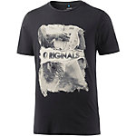 Jack & Jones T-Shirt Herren schwarz