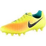 Nike MAGISTA ONDA II FG Fußballschuhe Herren gelb/schwarz