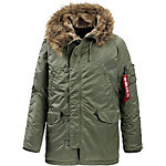 Alpha Industries N3B VF 59 Parka Herren army green