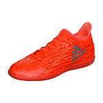 adidas X 16.3 Fußballschuhe Kinder rot / silber