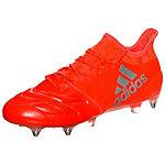 adidas X 16.1 Leather Fußballschuhe Herren neonrot / silber