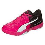 PUMA evoSPEED 5.5 Handballschuhe Damen pink / schwarz