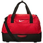 Nike Club Team Swoosh Hardcase Medium Sporttasche rot / schwarz / weiß