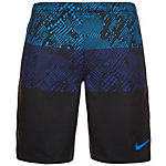 Nike Dry Squad GX Fußballshorts Herren schwarz / blau