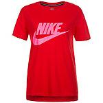 Nike Signal T-Shirt Damen rot / pink