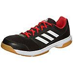 adidas Multido 50 Fitnessschuhe Herren schwarz / weiß / rot