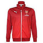 PUMA FC Arsenal Stadium Trainingsjacke Herren rot / weiß