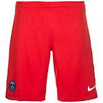 Nike Paris Saint-Germain 16/17 Auswärts Fußballshorts Herren rot / weiß