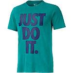 Nike Solstice JDI T-Shirt Herren grün/blau