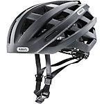 ABUS In-Vizz Ascent Fahrradhelm schwarz