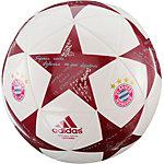 adidas FC Bayern Fußball weiß