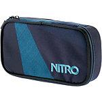 Nitro Snowboards Pencil Case XL Federmäppchen blau