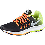 Nike Zoom Pegasus Laufschuhe Jungen schwarz/bunt