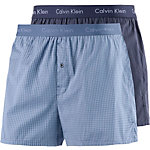 Calvin Klein Boxershorts Herren hellblau/dunkelblau