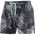 Bench Frequency Boardshorts Herren schwarz/weiß
