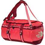 The North Face Base Camp Duffel Reisetasche rot/koralle