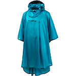 Sea to Summit Poncho Regenjacke blau