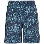 Wilson 8 Print Tennisshorts Herren dunkelblau / hellblau