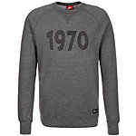 Nike Paris St.-Germain Crew Authentic Sweatshirt Herren anthrazit