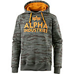 Alpha Industries Sweatshirt Herren camouflage